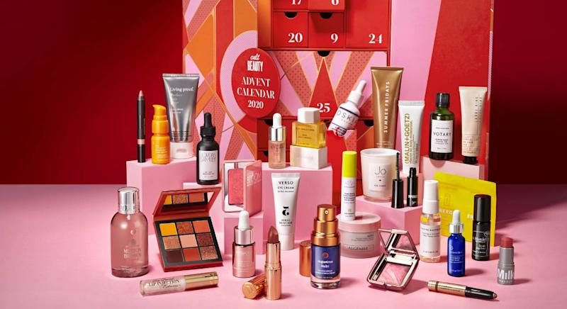 Cult Beauty's 2020 Advent Calendar is the bargain of the year. (Cult Beauty)