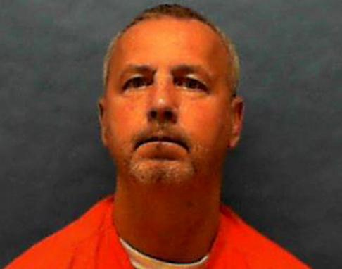 Gary Bowles, who preyed on gay men, was executed in Florida (Picture: Florida Department of Corrections via REUTERS)