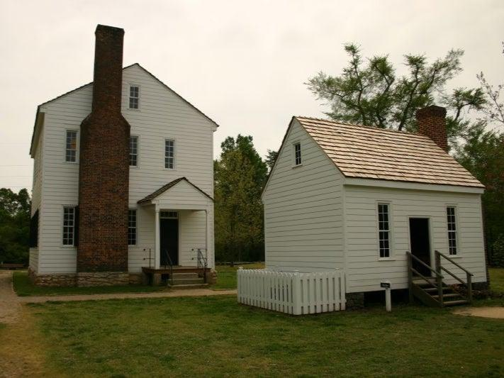 An event at the Historic Latta Plantation in North Carolina was cancelled after it sparked backlash for its focus on 'white refugees'. This image was taken on 15 April 2006.  (Brian Leon/Flickr)