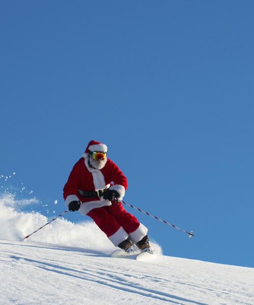 Aussies are trading the beach for the slopes. Photo: iStock