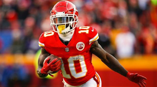 How Will Roger Goodell Handle Tyreek Hill Situation as NFL Nears Decision?
