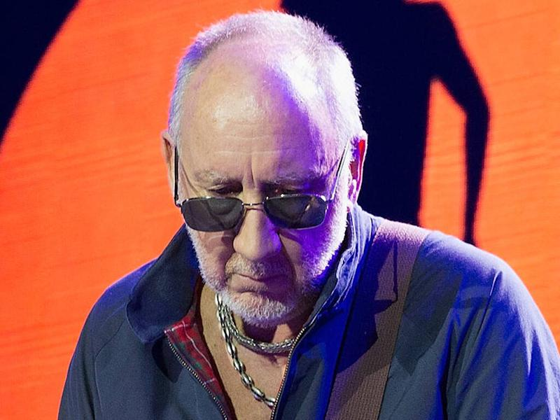 Pete Townshend apologises for comments about dead bandmates