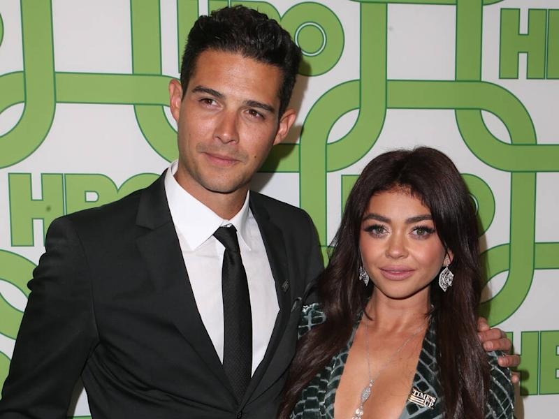 Wells Adams asked Julie Bowen for permission to marry Sarah Hyland