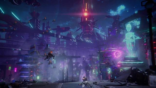 Ratchet Clank Rift Apart Is An Interdimensional Adventure For Ps5