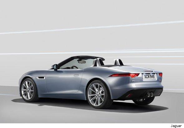 F-Type launched