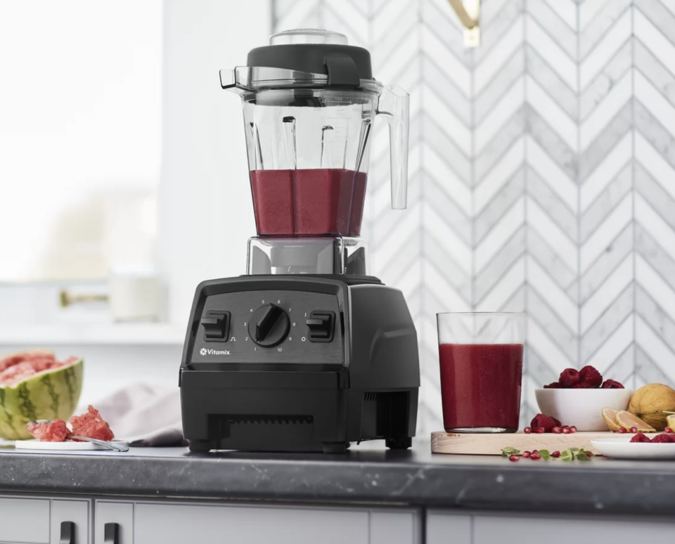Think you're seeing red now? Imagine how peeved you'll be if you miss out on this deal! (Photo: Vitamix)