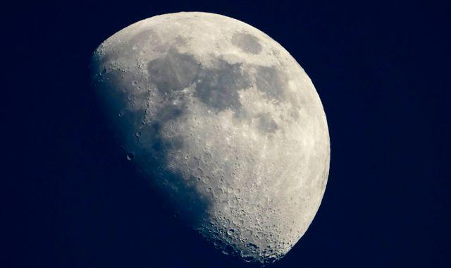 Rust discovered on the moon - and Earth could be responsible
