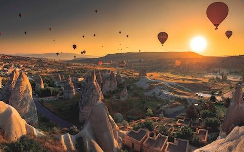 Turkey is the sixth most popular tourist destination in the world - Credit: iStock