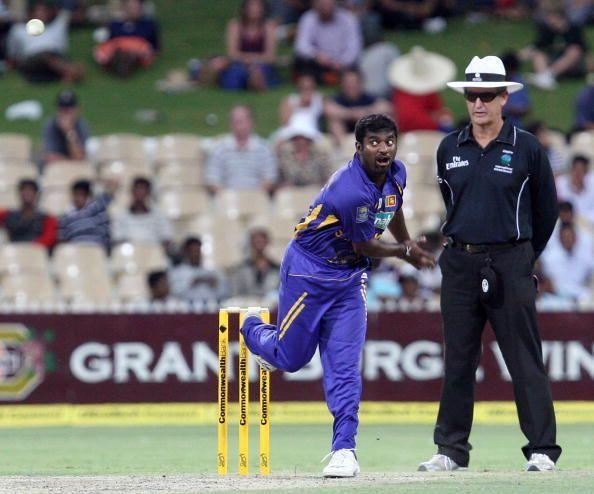 Muttaiah Muralitharan: The legend with most number of ducks