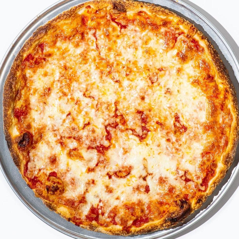 <p>This <span>Joe's Pizza New York Pizza</span> ($79 for two) is about as good as it gets. It features that classic New York-style ultrathin crust that folds perfectly in one hand.</p>