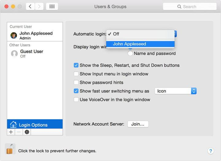Change the Short, name of a, user, account in, mac How to change your username on a, mac, digital Trends How to change your, mac computer's name
