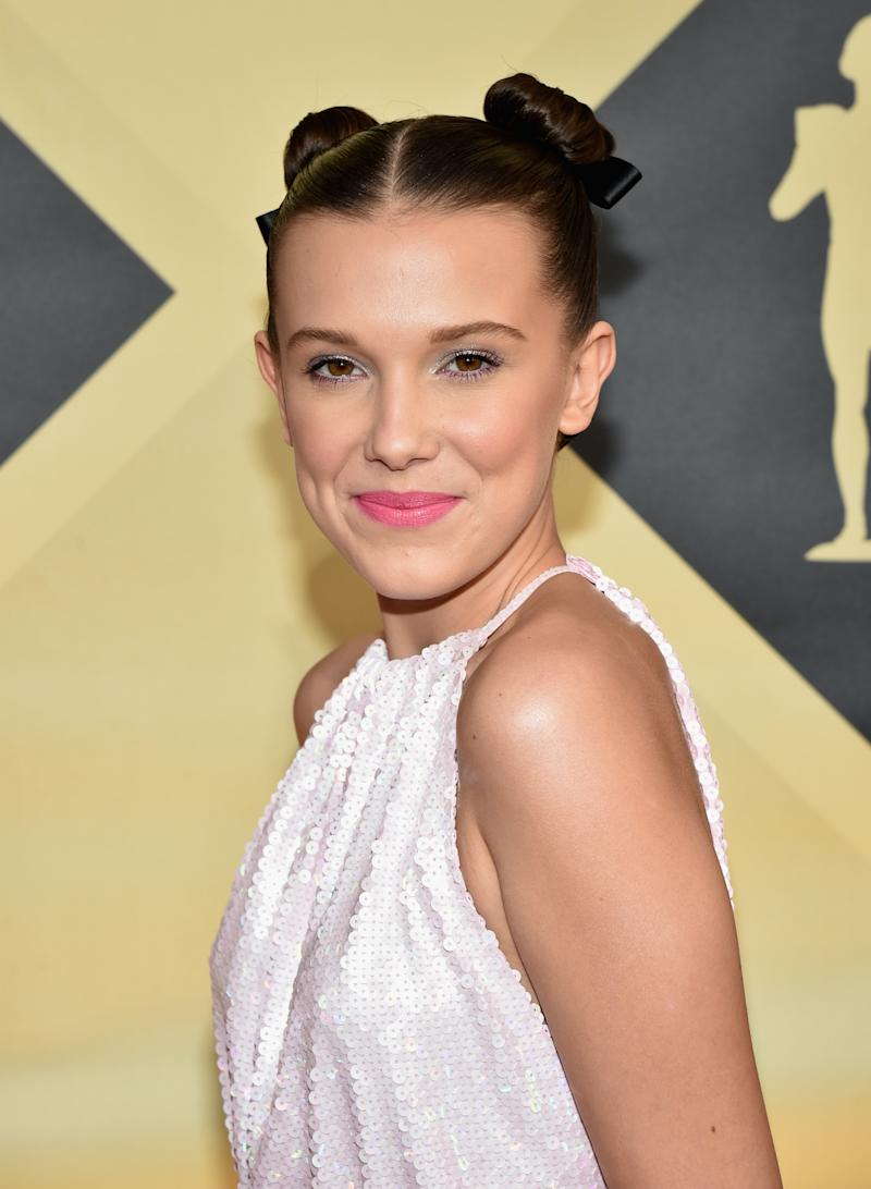 Millie Bobby Brown Has a Very ...
