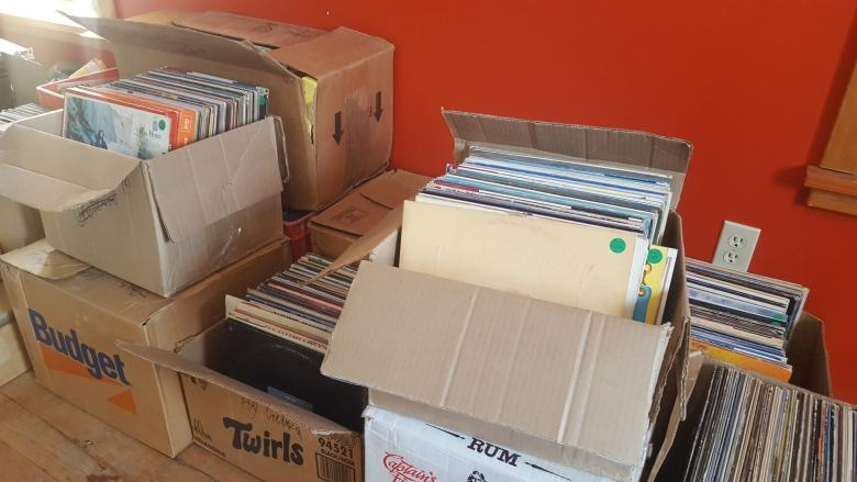 Hidden for decades, 'the Yukon gold mine of vinyl' sees light of day