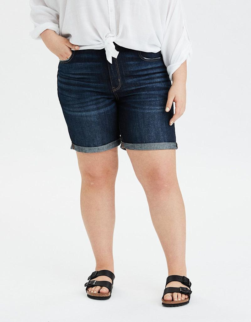 TOMGIRL DENIM BERMUDA SHORT