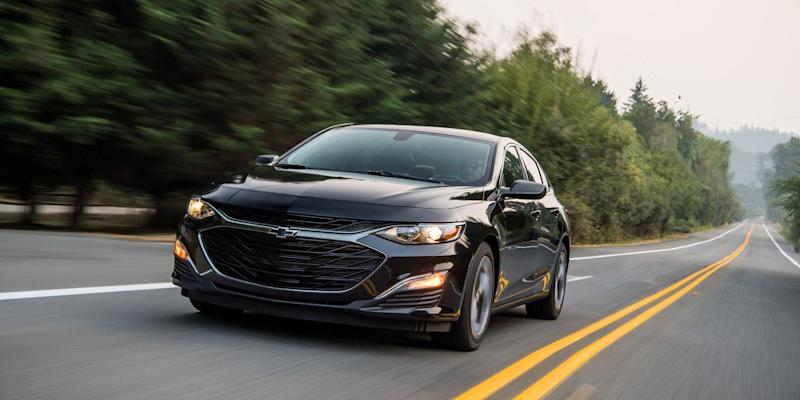 The 2019 Chevrolet Malibu Rs Makes A Virtue Of Being Unobtrusive