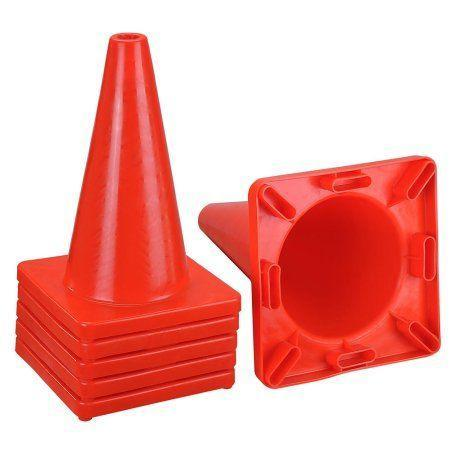 """<p>$42</p><p><a class=""""link rapid-noclick-resp"""" href=""""https://www.walmart.com/ip/Yescom-18-Height-Red-PVC-Safety-Plastic-Traffic-Cones-without-Collar-Set-of-6pcs/105737159"""" rel=""""nofollow noopener"""" target=""""_blank"""" data-ylk=""""slk:BUY NOW"""">BUY NOW</a><br></p><p>When kids are playing, <strong>traffic cones</strong> keep 'em safe in Tennessee.</p>"""