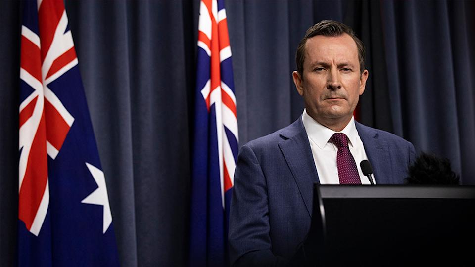 Western Australia recorded no new cases of community transmission, as Perth starts off its three-day lockdown. Source: AAP