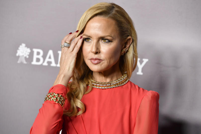 CULVER CITY, CALIFORNIA - NOVEMBER 09Rachel Zoe:attends 2019 Baby2Baby Gala Presented By Paul Mitchell at 3LABS on November 09, 2019 in Culver City, California. (Photo by Frazer Harrison/Getty Images)