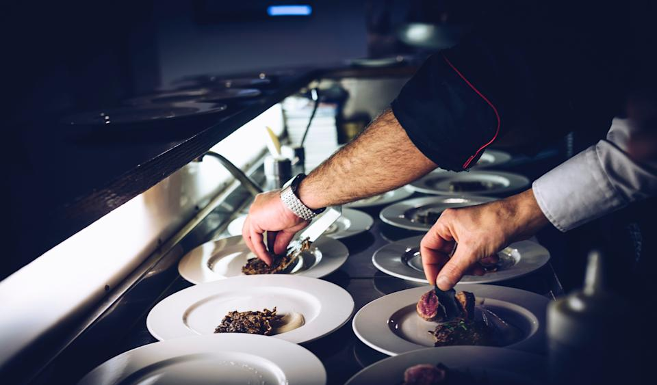 A fifth of young Brits think working in a restaurant would be fun. Photo: Fabrizio Magoni/Unsplash