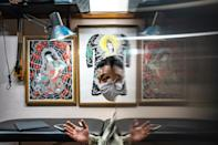 Ichi Hatano is now offering his Japanese folk tattoos as digital artworks protected by blockchain technology