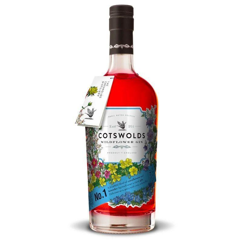 """<p><a class=""""link rapid-noclick-resp"""" href=""""https://go.skimresources.com?id=127X678080&xs=1&url=https%3A%2F%2Fwww.majestic.co.uk%2Fspirits%2Fcotswold-wildflower-gin-49345%3Fgclid%3DCj0KCQiA6t6ABhDMARIsAONIYyy-0rOqSJwyLOjV9CoJN80ETKrlJ-zHpMhGxv8kD7OctBrU-tcHICUaAp50EALw_wcB"""" rel=""""nofollow noopener"""" target=""""_blank"""" data-ylk=""""slk:SHOP"""">SHOP</a></p><p>Inspired by summer meadows and bursting with a mix of cornflower, lavender, orange, and rhubarb essence, this gin will transport her to a better, warmer time.</p><p>£30, Majestic</p>"""
