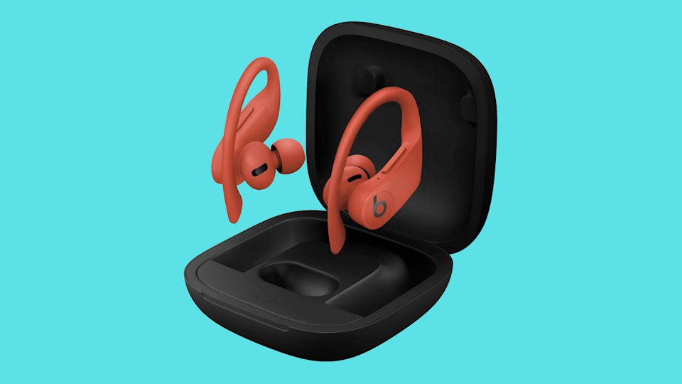 Save $90 on these Beats Powerbeats Pro wireless earbuds. (Photo: Amazon)