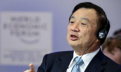 Huawei founder: US actions 'underestimate our abilities'