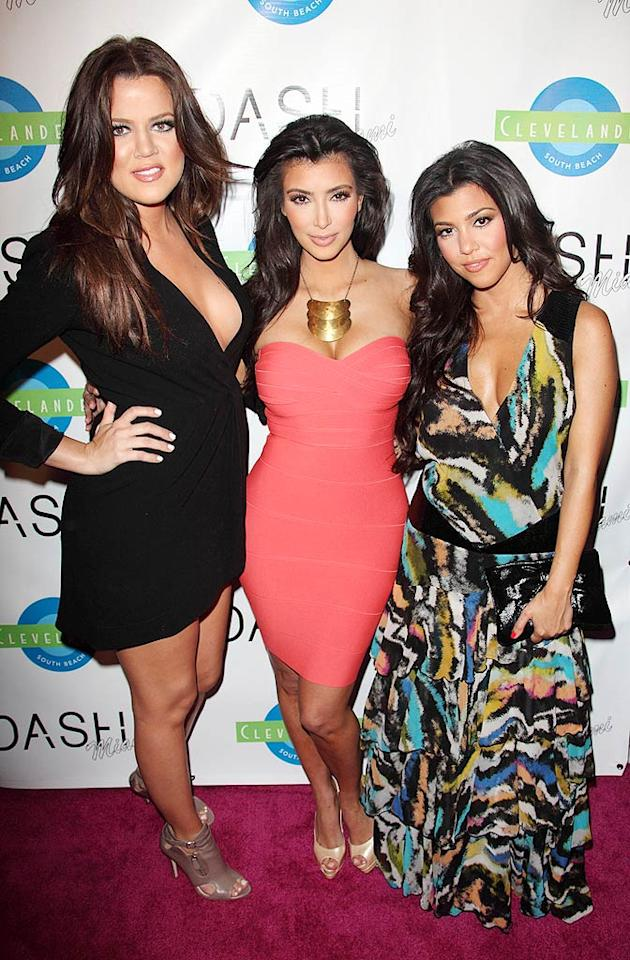 "<i>Star</i> magazine's cover story is about Kim, Khloe, and Kourtney Kardashian's ""private hell"" with each of their men. According to the mag, ""The sisters' love lives are at an all-time low!"" Really? Read <a href=""http://www.gossipcop.com/tab-cover-on-kardashian-sisters-is-toxic-and-false/"" target=""new"">Gossip Cop</a> to hear what Kim and others told us about the <i>Star</i>'s hellish reporting. Alexander Tamargo/<a href=""http://www.wireimage.com"" target=""new"">WireImage.com</a> - May 20, 2009"