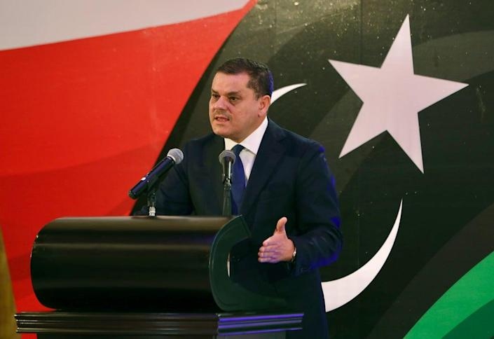 Libya (Copyright 2021 The Associated Press. All rights reserved.)