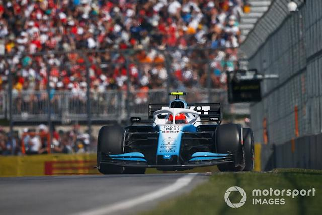 "Montreal: Robert Kubica (Williams) <span class=""copyright"">Andy Hone / LAT Images</span>"