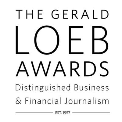 The Gerald Loeb Awards open the 2020 Call for Entries to recognize the best in business journalism. Enter online between January 14 - February 13 at https://bit.ly/loeb2020 (PRNewsfoto/UCLA Anderson School of Mgmt)