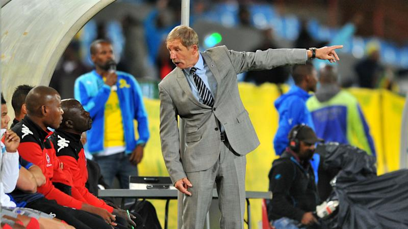 Baxter eager to make history with SuperSport United by defending Nedbank Cup