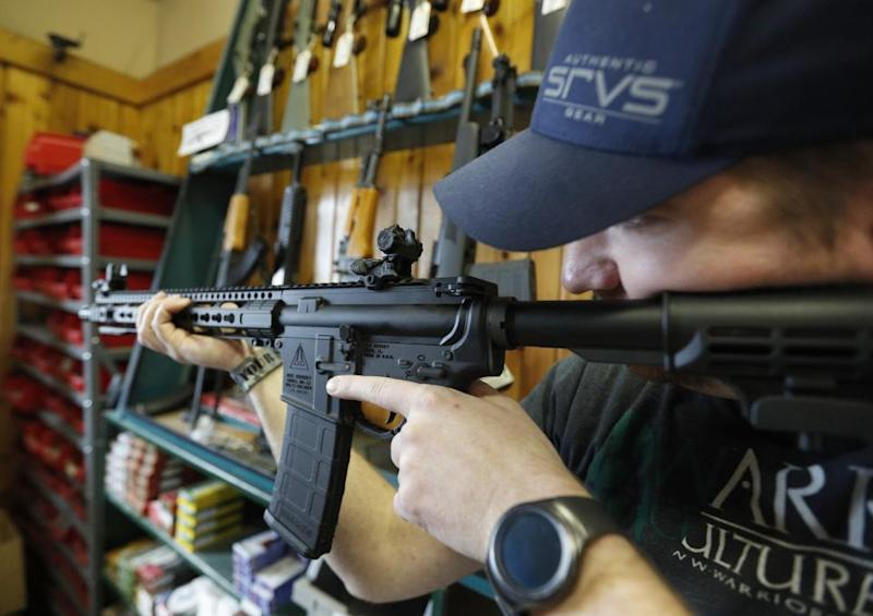 Church asks worshippers to bring assault rifles to blessing