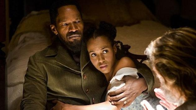 "Kerry Washington (""Django Unchained""): LONGSHOT Washington is overdue for recognition. As virtually the only woman in the cast of Quentin Tarantino's far-out Western, she stands a chance of coming along with a sweep – although our guess is that she's not the beneficiary of Tarantino's rat-a-tat dialog."