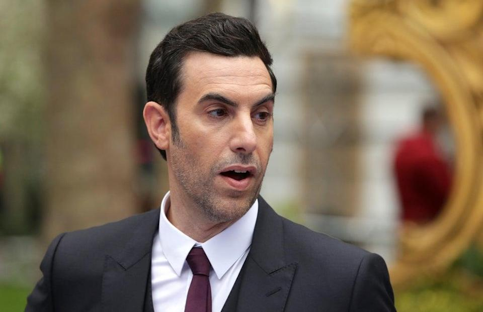 Sacha Baron Cohen is a former pupil of the school (Daniel Leal-Olivas/PA) (PA Archive)