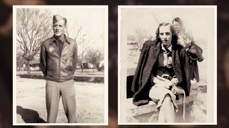 Elizabeth Warren's father and mother