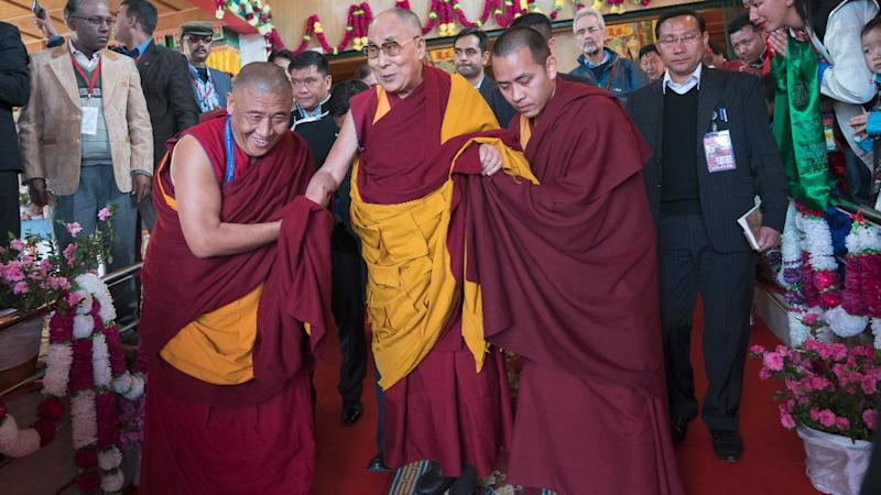 Dalai Lama Resents Donald Trump's 'America First' Policy