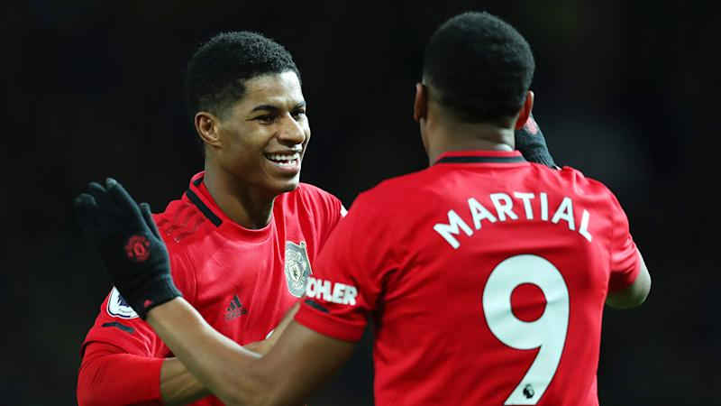 Marcus Rashford says planned to rush back from injury for Euro 2020