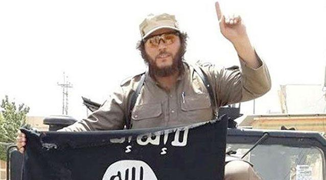 Khaled Sharrouf has reportedly been killed in Mosul. Photo: Yahoo7