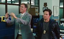 """<p><em>The Other Guys</em> has all the perfect parts for a great comedy. Adam McKay directs. Ice-T narrates. And Mark Wahlberg and Will Ferrell star as two pencil-pushing NYPD detectives who get the opportunity to prove they're up for more than just paperwork.</p><p><a class=""""link rapid-noclick-resp"""" href=""""https://www.netflix.com/watch/70127228?source=35"""" rel=""""nofollow noopener"""" target=""""_blank"""" data-ylk=""""slk:Watch Now"""">Watch Now</a></p>"""