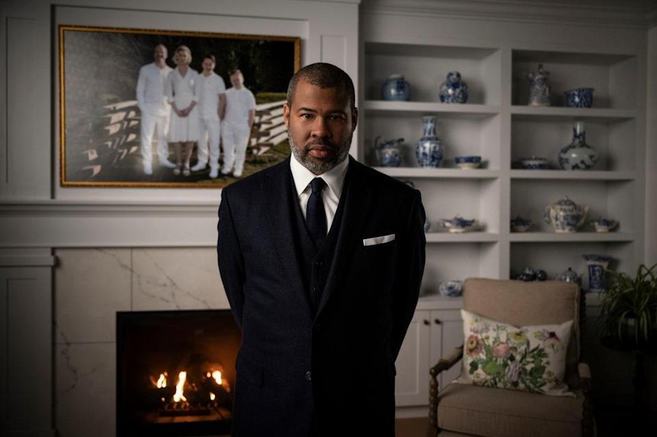 "<p>Horror master Jordan Peele rebooted the beloved series <em>The Twilight Zone</em> for the modern age. Like the original, each episode deals with a different bizarre situation—so many twists! </p> <p><a href=""https://www.cbs.com/shows/the-twilight-zone/"" rel=""nofollow noopener"" target=""_blank"" data-ylk=""slk:Available to stream on CBS All Access"" class=""link rapid-noclick-resp""><em>Available to stream on CBS All Access</em></a></p>"