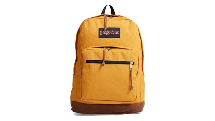 A tried-and-true backpack is a back-to-school essential.
