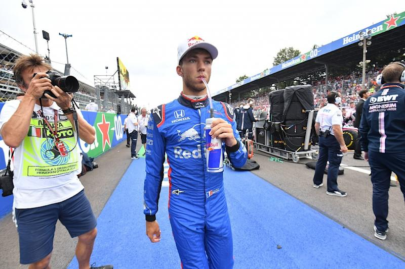 F1 needs 'fairer' system for young drivers - Gasly
