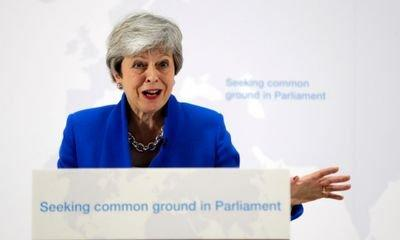 Theresa May bids to save her Brexit deal but loses more MPs' support