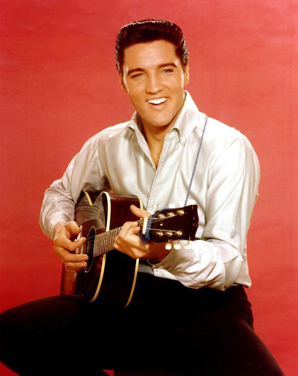 """<p>Elvis Presley's recording of this song is the most well-known version, but rumor has it that he didn't even want to sing it in the first place, according to an interview with late singer Millie Kirkham.</p><p><a class=""""link rapid-noclick-resp"""" href=""""https://www.amazon.com/Blue-Christmas/dp/B009EEGQ9M/?tag=syn-yahoo-20&ascsubtag=%5Bartid%7C10055.g.2680%5Bsrc%7Cyahoo-us"""" rel=""""nofollow noopener"""" target=""""_blank"""" data-ylk=""""slk:AMAZON"""">AMAZON</a> <a class=""""link rapid-noclick-resp"""" href=""""https://go.redirectingat.com?id=74968X1596630&url=https%3A%2F%2Fitunes.apple.com%2Fus%2Falbum%2Fblue-christmas%2F676288305&sref=https%3A%2F%2Fwww.goodhousekeeping.com%2Fholidays%2Fchristmas-ideas%2Fg2680%2Fchristmas-songs%2F"""" rel=""""nofollow noopener"""" target=""""_blank"""" data-ylk=""""slk:ITUNES"""">ITUNES</a></p>"""
