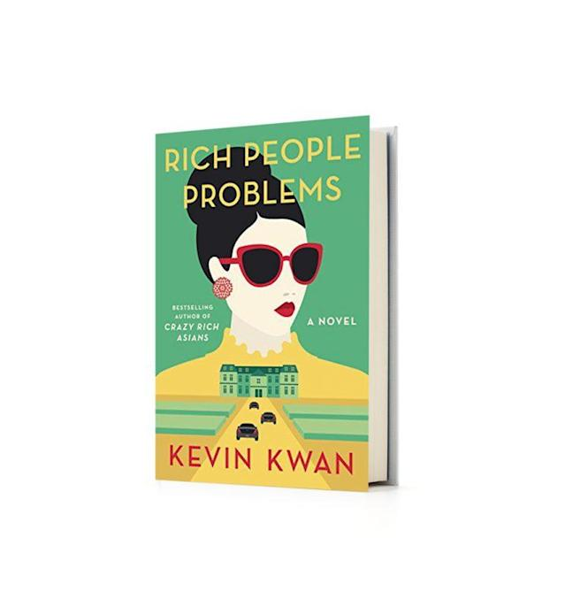 <em>Rich People Problems</em> by Kevin Kwan (Photo: Doubleday)