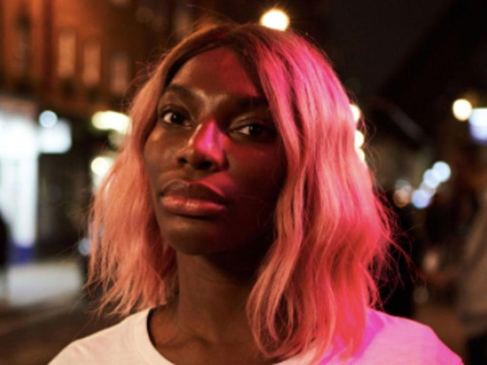 Michaela Coel in 'I May Destroy You' (BBC)