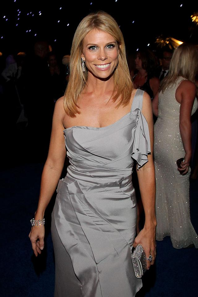 """September 21: Cheryl Hines turns 45 Mathew Imaging/<a href=""""http://www.wireimage.com"""" target=""""new"""">WireImage.com</a> - August 29, 2010"""