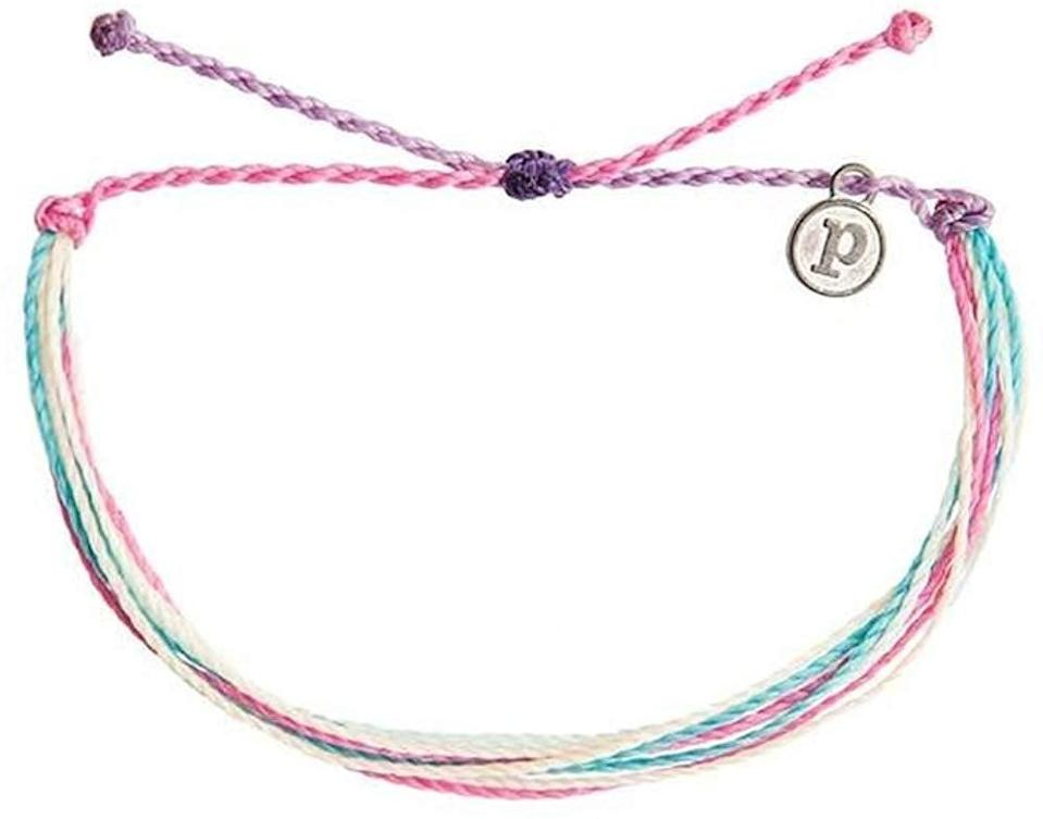 <p>These handmade <span>Pura Vida Bracelets</span> ($6) are super trendy right now. They are made in Costa Rica and raise awareness for charities.</p>