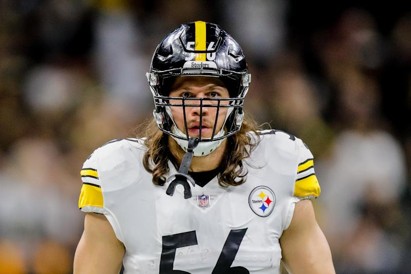 Steelers linebacker Anthony Chickillo charged with battering girlfriend during argument